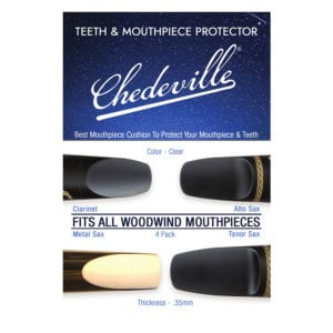 Chedeville Teeth and Mouthpiece Protector